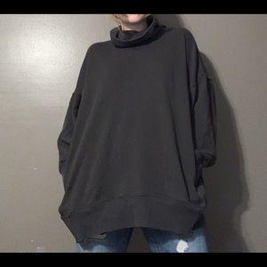 Turtle neck sweatshirt from aerie